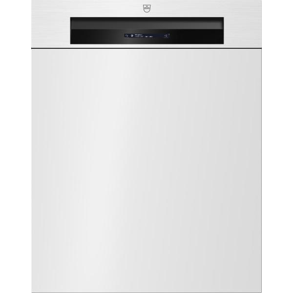 Lave-vaisselle Zug AdoraVaisselle V2000 grand volume, intégré, blanc - 4110700006