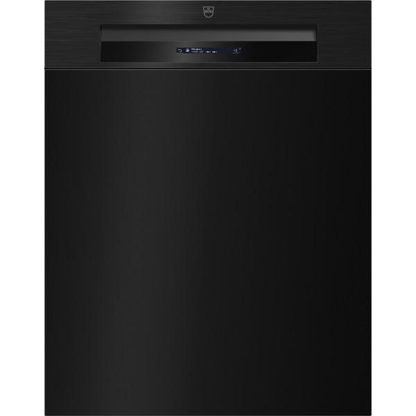 Lave-vaisselle Zug AdoraVaisselle V2000 standard, intégré, nero - 4110600013