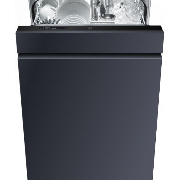 Lave-vaisselle Zug AdoraVaisselle V6000 55 grand volume, entièrement intégrable - 4110400001