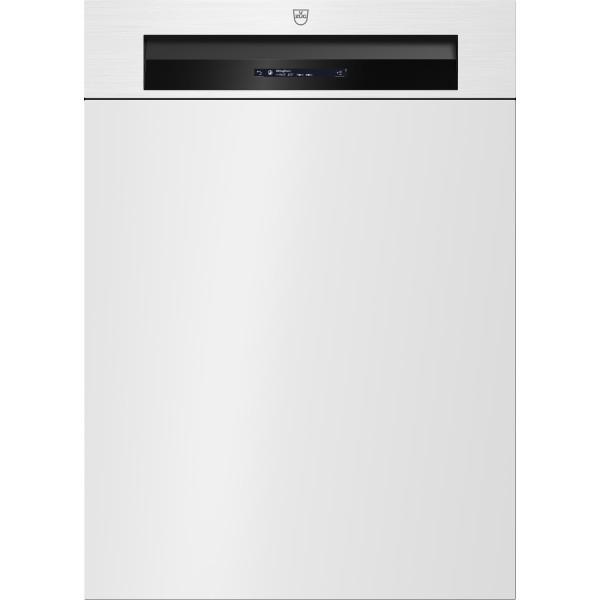 Lave-vaisselle Zug AdoraVaisselle V4000 55 grand volume, intégré, blanc - 4109600002