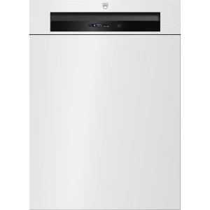 Lave-vaisselle Zug AdoraVaisselle V2000 55 standard, intégré, blanc - 4109100005
