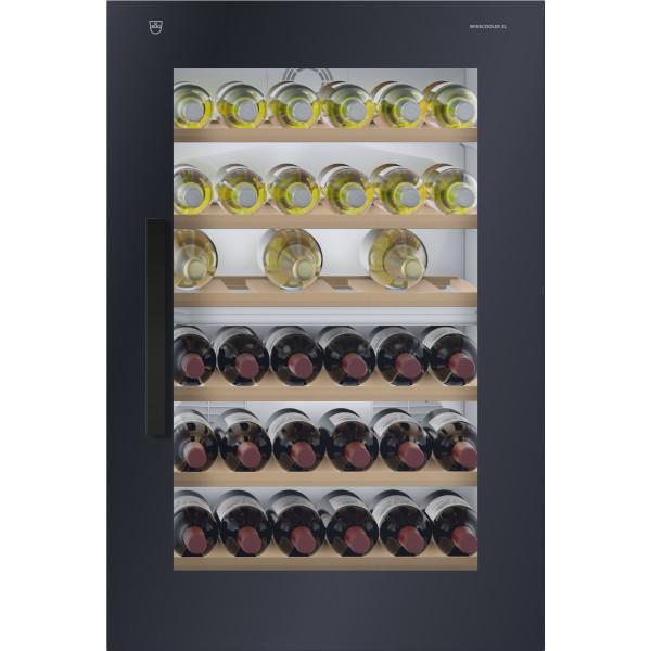 Einbau-Weinschrank V-Zug Winecooler SL 60 Spiegelglas, nero, bandung rechts - 5107500012