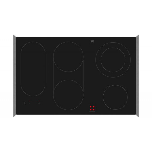 Plan de cuisson vitrocéramique Zug CookTop V600 3112100001
