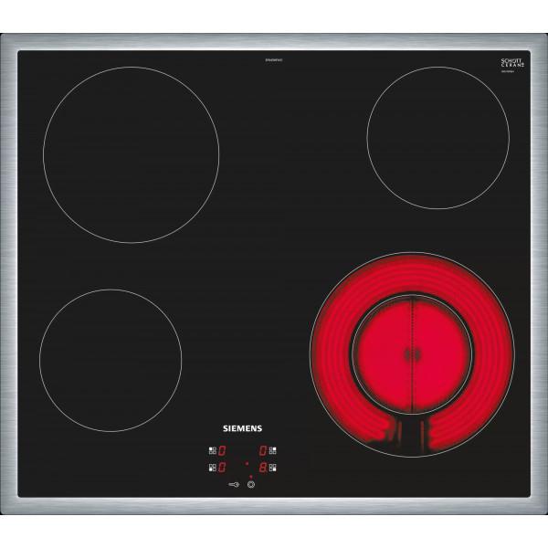 Plan de cuisson vitrocéramique Siemens EF645HFA2C