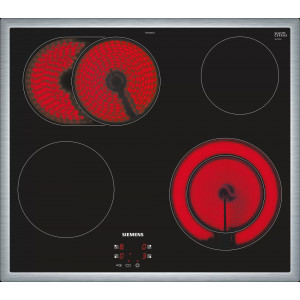 Plan de cuisson vitrocéramique Siemens EF645HNA2C