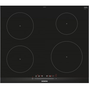 Plan de cuisson vitrocéramique à induction Siemens EH675FEB1E
