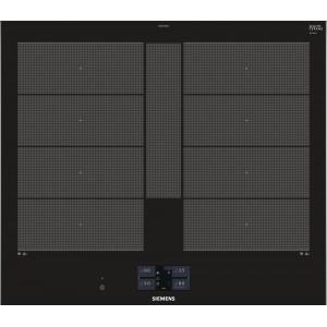 Plan de cuisson vitrocéramique à induction Siemens EX675JYW1E