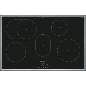 Plan de cuisson vitrocéramique à induction Siemens EH845BFB1E
