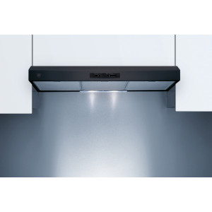 Hotte Zug AiroClearEncastrable V200 nero - 55 cm 6104800001