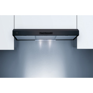 Hotte Zug AiroClearEncastrable V200 nero - 60 cm 6105100001