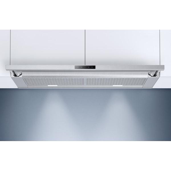 Hotte intégrée Zug AiroClearEncastrable V6000 90 cm ChromClass 6106000001