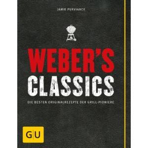 "Weber Livre de recettes ""Classics"" allemand 37784"