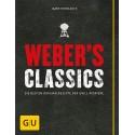 """Weber Rezeptbuch """"Classics"""" deutsch 37784"""