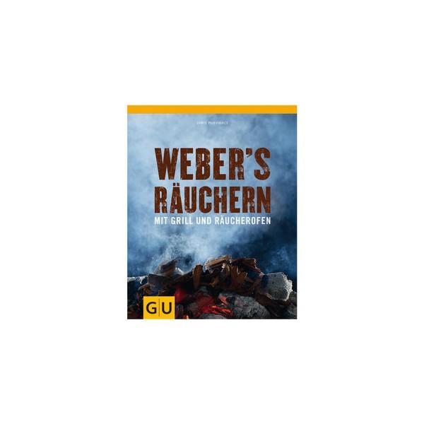 Weber Livre Recette fumées en français 308652
