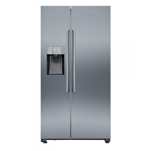 Kühlgefrier-Kombination Siemens Side by Side KA93DAIEP