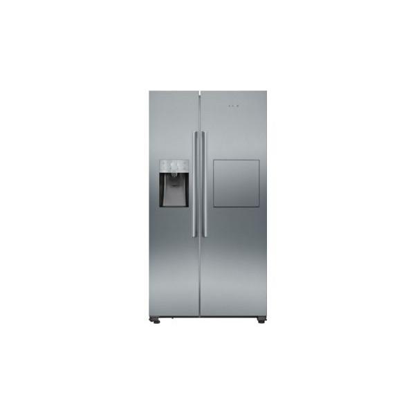 Kühlgefrier-Kombination Siemens Side by Side KA93GAIEP