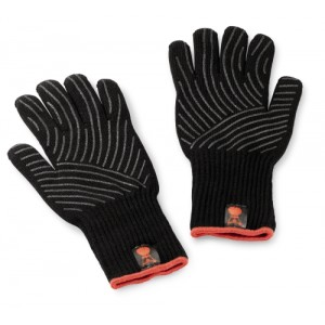 Weber Jeu de gants de barbecue en kevlar 6670