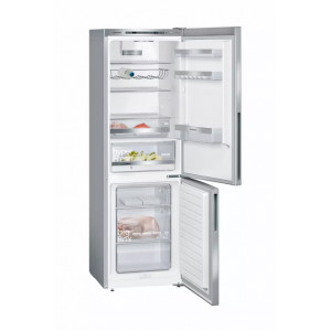 Kühl-Gefrier-Kombination Siemens KG36EAICA Edelstahl-Antifingerprint