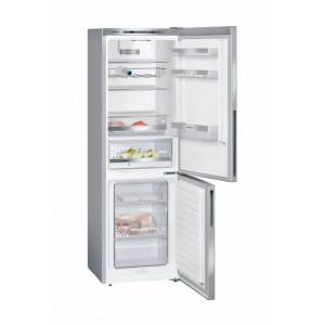 Réfrigérateur-congélateur Siemens KG36EAICA inox-anti traces
