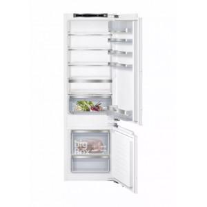 Réfrigérateur-congélateur intégré Siemens KI87FPDE0 charnières droite