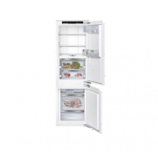 Réfrigérateur-congélateur intégré Siemens KI86FPDE0H charnières droite