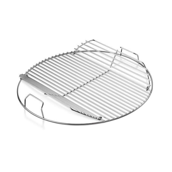 Weber Grille de cuisson articulée 47 cm inox 7434