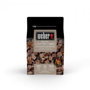 Weber Cube d'allumage bruns-écologique 48 pcs 17612