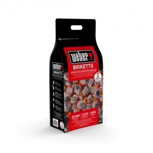 Weber Briquettes 8 kg 17591