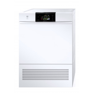 Sèche-linge à pompe à chaleur Zug AdoraSéchage V2000 - charnières à gauche 1201700000 - Wi-Fi